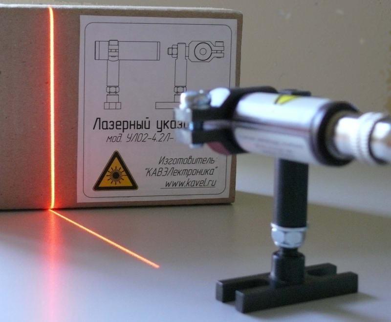 лазер в строительстве